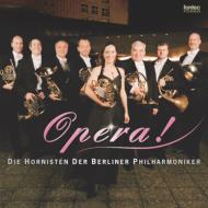 『オペラ!』 ベルリン・フィル8人のホルン奏者たち