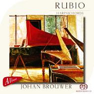 Rubio-harpsichords: Johan Brouwer(Cemb)