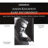 カイルベルト/レア・レコーディングス1943-57 バンベルク交響楽団、他(3CD)