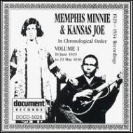 Memphis Minnie & Kansas Joe: Vol.1