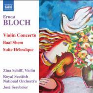 ヴァイオリン協奏曲、他 Z.シフ(vn)セレブリエール&スコティッシュ・ナショナル管