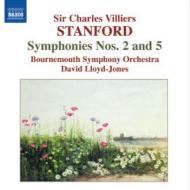 交響曲第2番、第5番 ロイド=ジョーンズ&ボーンマス交響楽団