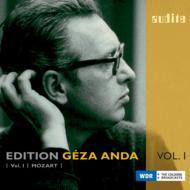 ピアノ協奏曲第20、21、22、23番、他 アンダ(p)シルヴェストリ、カイルベルト指揮ケルン放送響(2CD)