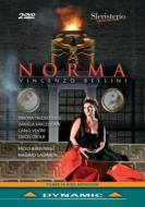 『ノルマ』全曲 ガスパロン演出、アッリヴァベーニ指揮、テオドッシュウ、バルチェッローナ