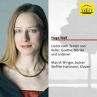 Lieder: Winger(S)Hartmann(P)