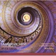 Sacred Music: Becu / Oltremontano Capilla Flamenca