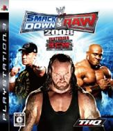 Game Soft (PlayStation 3)/Wwe 2008 Smackdown Vs Raw