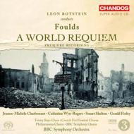 ワールド・レクィエム ボツタイン&BBC交響楽団(2SACD)