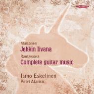 Jehkin Iivana: Eskelinen(G)+rautavaara: Comp.guitar Music: Alanko(Fl)