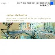 Piano Sonata, Piano Works: Shchedrin(P)