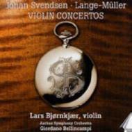 ヴァイオリン協奏曲(+ランゲ=ミュラー:ヴァイオリン協奏曲) ビョルンケア(vn)、ベリンカンピ&オーフス響