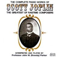 Complete Piano Works Of Scott Joplin (2CD)