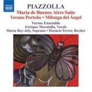 組曲『ブエノスアイレスのマリア』、リベルタンゴ ヴァーサス・アンサンブル、モラレッタ(vo)、他