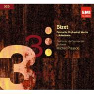 管弦楽曲集 プラッソン&トゥールーズ・カピトール国立管弦楽団(3CD)