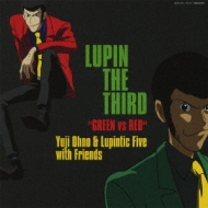 "LUPIN THE THIRD ""GREEN vs RED"