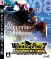 Game Soft (PlayStation 3)/ウイニングポスト7 マキシマム2008