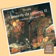 ヴィヴァルディ(1678-1741)/Concerti Da Camera Vol.2: Il Giardino Armonico