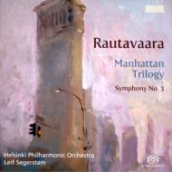 交響曲第3番、マンハッタン三部作 セーゲルスタム&ヘルシンキ・フィル