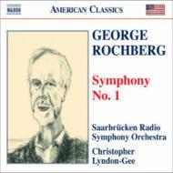 交響曲第1番 リンドン=ギー&ザールブリュッケン放送交響楽団