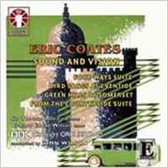 Sound & Vision, Music For Voice & Orch: J.wilson / Bbc Concert O Edgar-wilson(T)Allen(Br)