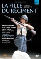 『連隊の娘』全曲 ペリー演出、カンパネッラ&ロイヤル・オペラ、デセイ、フローレス