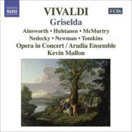 『グリセルダ』全曲 マロン&アレイディア・アンサンブル、ニューマン(3CD)
