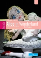 オペラ『不思議の国のアリス』全曲 フライヤー演出、ナガノ&バイエルン国立歌劇場、マシューズ、ヘンシェル、他(2007 ステレオ)