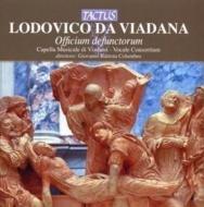Officium Defunctorum: Columbro / Cappella Musicale Di Viadana