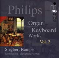 Complete Keyboard Works Vol.2: Rampe(Cemb, Clavichord, Org, Etc)