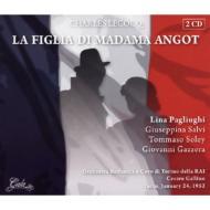La Fille De Madame Angot: Gallino / Turin Rai So Pagliughi Salvai