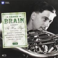 デニス・ブレイン/EMIレコーディングス(4CD)