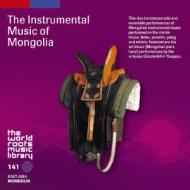 モンゴルの器楽