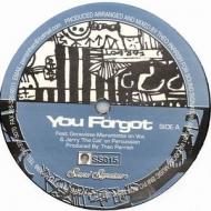 You Forgot
