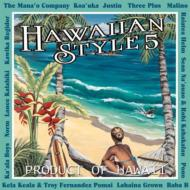 ローチケHMVVarious/Hawaiian Style: Vol.5
