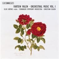 交響曲第1番、ヴァイオリン協奏曲、ほか エッゲン&スタヴァンゲル響、バトネス(vn)