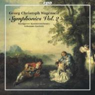 HMV&BOOKS onlineヴァーゲンザイル(1715-1777)/Symphonies Vol2: J.goritzki / Stuttgart Co