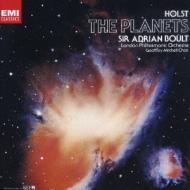 ホルスト:惑星、エルガー:エニグマ変奏曲 ボールト&ロンドン・フィル、ロンドン響