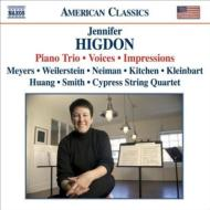 Piano Trio, Voices, Impressions: A.a.meyers N.kitchen(Vn)Cypress Sq Etc