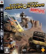 Game Soft (PlayStation 3)/Motorstorm Complete