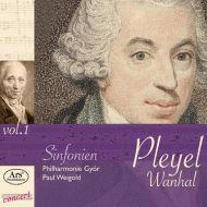 Symphonies: Weigold / Gyor Po +vanhal