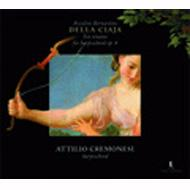 Harpsichord Sonatas Op.4: Cremonesi(Cemb)