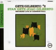 Getz / Gilberto: #2: Live At Carnegie Hall 2