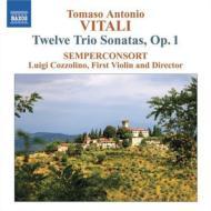 Trio Sonatas Op.1: Semperconsort