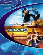 ジャンパー / ファンタスティック・フォー 超能力ユニット アクションパック ブルーレイディスク