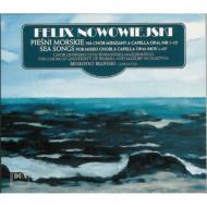 Sea Songs For Mixed Choir A Capella: Blonski / Warminsko-mazurskiego Univ Cho
