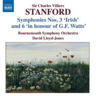 交響曲第3番、第6番 ロイド=ジョーンズ&ボーンマス交響楽団