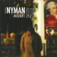 『モーツァルト252』 マイケル・ナイマン・バンド