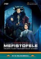 『メフィストーフェレ』全曲 デル・モナコ演出、ランザーニ&パレルモ・マッシモ劇場、フルラネット、テオドッシュウ(2008 ステレオ)(2DVD)