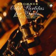 管楽八重奏のパルティータ集 ロッテルダム・フィルハーモニー管楽合奏団