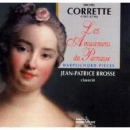 Les Amusements Du Parnasse Book, 2, 3, : Jean-patrice(Cemb)